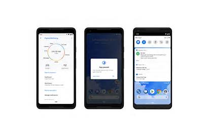 Android Pie Features Google Digital Wellbeing Phones
