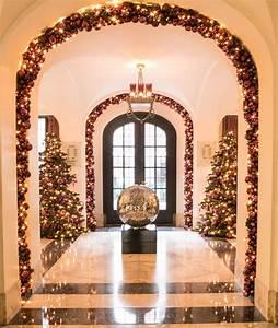 Christmas Inspirations – Luxury Hotel Lobby Decoration