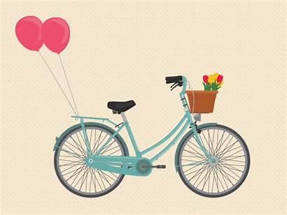 Bicycle Bike Animation Thank Anim Tutpad Give