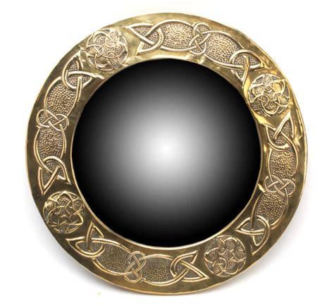 Bathroom Mirrors Glasgow by A Glasgow School Arts Crafts Brass Framed Wall Mirror Of