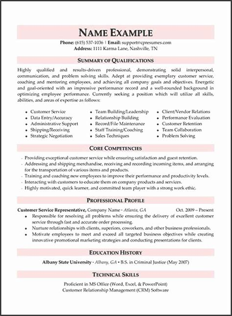 Technical Skills On Resume by Cv Technical Skills Exle