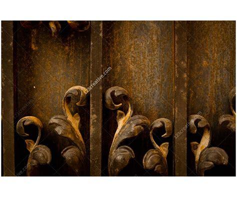 vintage iron gate backgrounds decorative ancient iron