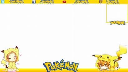 Pokemon Overlay Font Overlays Deviantart