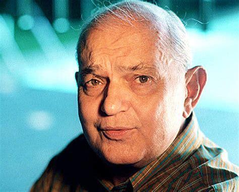 Morre aos 89 anos o crítico de teatro Sábato Magaldi