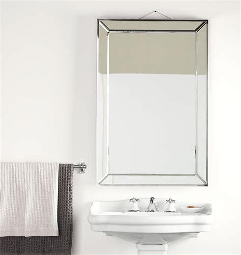 Mirrors Extraodinary Beveled Mirror Frame Beveled Full