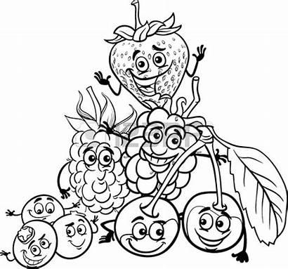Healthy Clipart Clip Cartoon Fruit Plate Vegetable