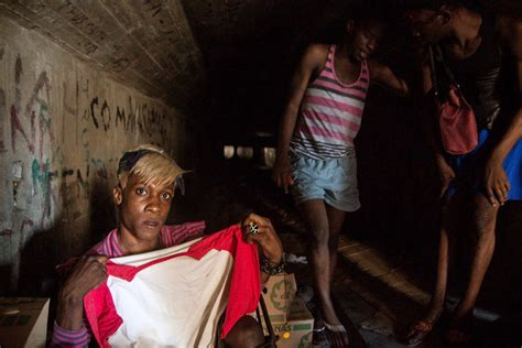 Jamaican Lgbt Youth Being Forced To Live In Sewers And