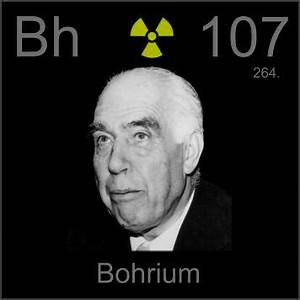 Pictures, stories, and facts about the element Bohrium in ...