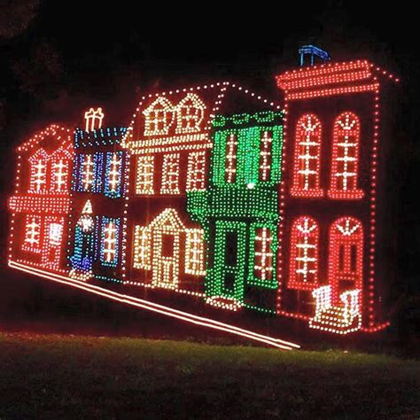 the 2016 christmas lights road trip through south carolina