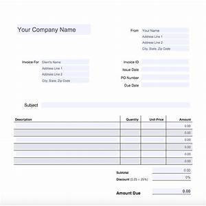 interior design invoice template joy studio design With new invoice template