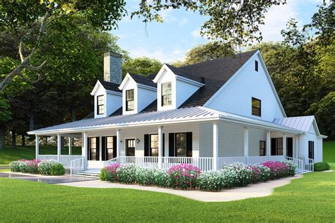 Country Farmhouse Home