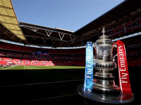 When does the draw for the second round of the FA Cup take ...