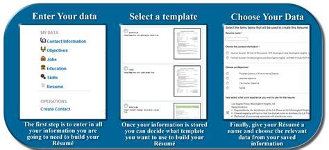 Downloadable Resume Builder by Resume Builder Free Downloadable Resume Builder