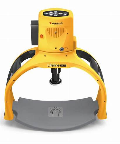 Compression Device Chest Automated Arm Lifeline Defibtech