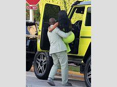 Kanye West surprises Kim Kardashian with a $240k Mercedes