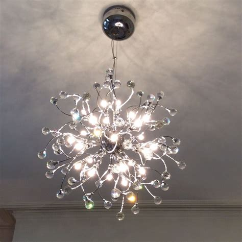 Chandelier Lewis by Lewis Chandelier Nebula 24 Light Pendant