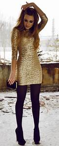 Disco Outfit 2017 : 2018 christmas party outfits 20 cute dresses for christmas ~ Frokenaadalensverden.com Haus und Dekorationen