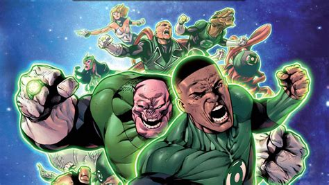 the green lantern 2 exclusive preview hal the green lantern corps 2