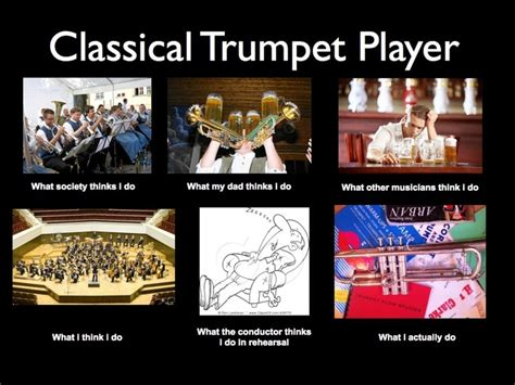 Trumpet Player Memes - 1000 images about trumpet on pinterest its always remember this and it hurts