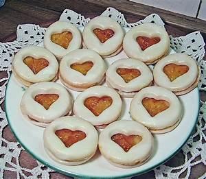 Kekse Mit Marmelade : zitronen marmelade pl tzchen rezepte ~ Markanthonyermac.com Haus und Dekorationen