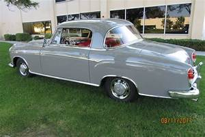 Mercedes 220 Coupe : 1960 mercedes 220 se coupe ponton for sale photos technical specifications description ~ Gottalentnigeria.com Avis de Voitures