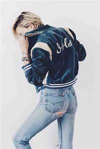 Jacket blue white vintage varsity navy suede cute tumblr teenagers 70s style the ...