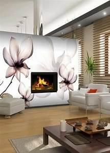 Wanddeko Ideen Wohnzimmer : 110 luxus wohnzimmer im einklang der mode ~ Markanthonyermac.com Haus und Dekorationen
