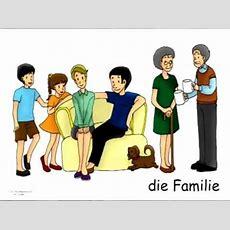German Family Vocabulary Flashcards  Die Familie  Signalkarten Und Bildkarten In Deutsch Youtube