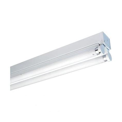 Open Channel LED Fluorescent Tube Fitting   4 Foot