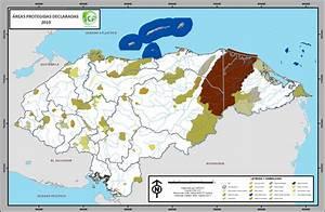 Honduras Areas Naturales Protegidas