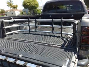 Silverado Bed Extender roll n lock cargo manager images frompo