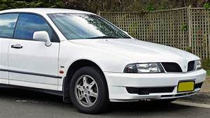 Mitsubishi Magna    Verada Workshop Manual 1996