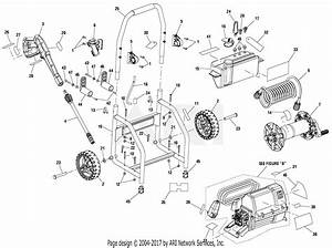 Homelite Ps14133 Powerstroke Pressure Washer Parts Diagram