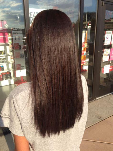 step by step hair style chocolate brown joico kimkardashianbrown chad 7440