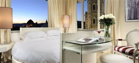 Luxury Hotel Rooms In Florence, Italy