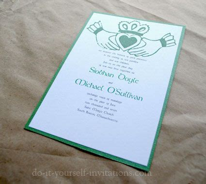 1000 images about celtic wedding stationery on