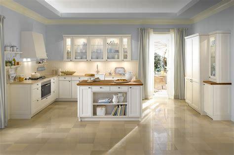 comptoir separation cuisine salon la cuisine style cagne décors chaleureux vintage