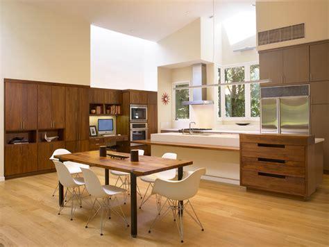 wall storage units kitchen traditional  dark wood