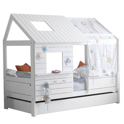 european house plans silversparkle low hut children 39 s bed by cuckooland
