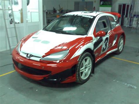 peugeot 4x4 cars peugeot 206 t16 4x4 rallycross cars for sale
