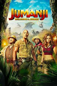 Jumanji: Welcome to the Jungle (2017) - Posters — The ...