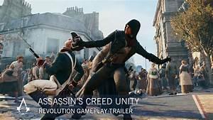 Assassin's Creed Unity: Revolution Gameplay Trailer ...