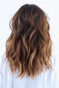 Balayage Cheveux Frisés : le marron glac d couvrez la couleur de cheveux tendance 2019 en 80 photo ~ Farleysfitness.com Idées de Décoration