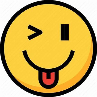 Emoji Funny Icon Face Silly Emotion Kidding