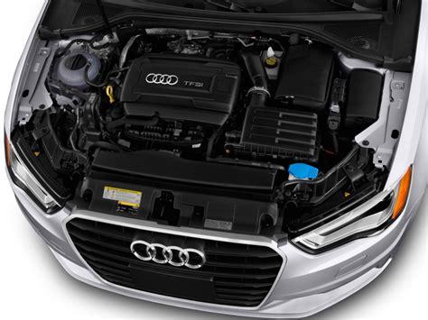 2016 Audi A3 4-door Sedan Fwd 1.8t Prestige Engine