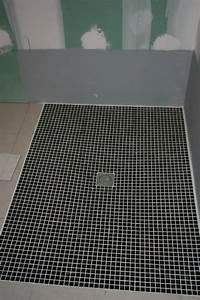 Pose Douche Italienne : carrelage sol de douche italienne ~ Melissatoandfro.com Idées de Décoration