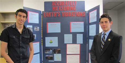 sisd science fair set