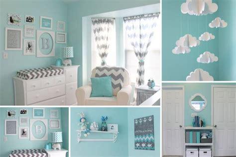 chambre bébé gris et bleu deco chambre bebe garcon gris et bleu