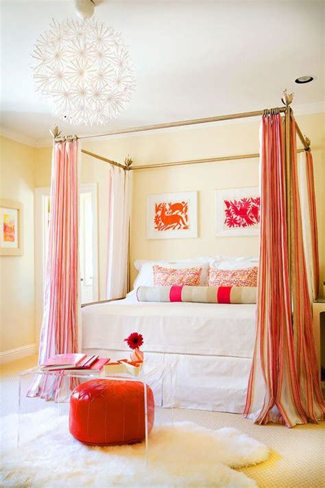 Bedroom Color Schemes Pink by Pink And Orange Bedroom Color Combinations Home
