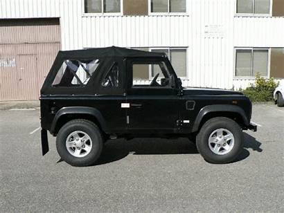 Defender Cabriolet 4x4